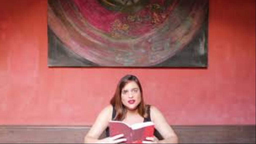 Paula Santiago - Foto: Instituto Hilda Hilst