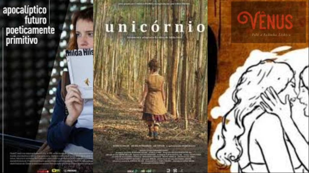 Filmes na Programação Cultural do Seminário Hilda 90 Anos - Foto: Instituto Hilda Hilst