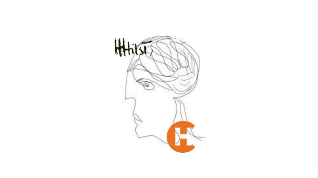 Desenho de Hilda Hilst - Acervo Instituto Hilda Hilst - Foto: Instituto Hilda Hilst