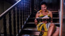 Filha do Fogo, Novo Livro de Elizandra Souza