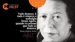 Pílula Poética nº 100 - Poemas aos Homens do Nosso Tempo