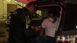 Polícia prende 2 pessoas em Campinas suspeitas de assaltar banco em SC