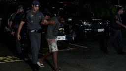 Homem que fugiu de viatura é preso pelo Baep em Campinas