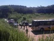 Homem furta ônibus em Valinhos e é perseguido pela PM