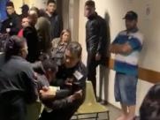 Homem tem ataque de fúria no Hospital Ouro Verde
