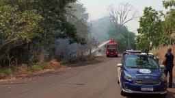 Homem vai fumar crack e mata pega fogo em Araraquara