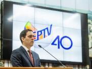 EPTV recebe homenagem pelos 40 anos na Câmara de Ribeirão