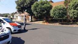 Homem é executado a tiros em calçada na zona Oeste de Ribeirão