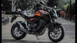 Honda CB 500F: que nem gente grande