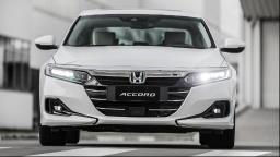 Novo Accord é o primeiro modelo japonês híbrido no Brasil