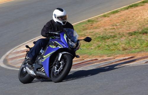 Nova Honda CBR 650F - Foto: Divulgação