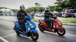 Honda Elite bate recorde de emplacamentos em janeiro