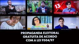 Horário político: Veja o que os candidatos disseram na estreia