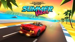 DLC Summer Vibes e o veloz Carro da Firma já estão disponíveisna versão mobile de Horizon Chase