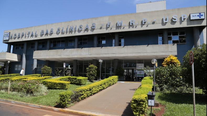 Hospital das Clínicas de Ribeirão Preto (Foto: Renato Lopes/Especial)
