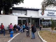 Funcionários do Hospital Metropolitano entram em greve