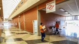 Santa Bárbara começa a construir hospital de campanha
