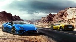Lamborghini apresenta superesportivo de tirar o fôlego