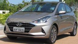 Novo Hyundai HB20 é rebaixado após teste de segurança