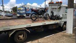 Operação em Ibaté fiscaliza motocicletas com escapamento aberto