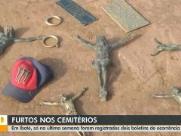 Ibaté reforça segurança após onda de furtos em cemitérios