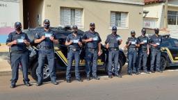 Guarda Civil Municipal de Ibaté começa a ser vacinada