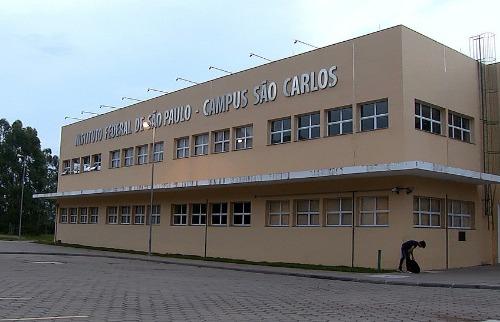 IFSP São Carlos - Foto: EPTV