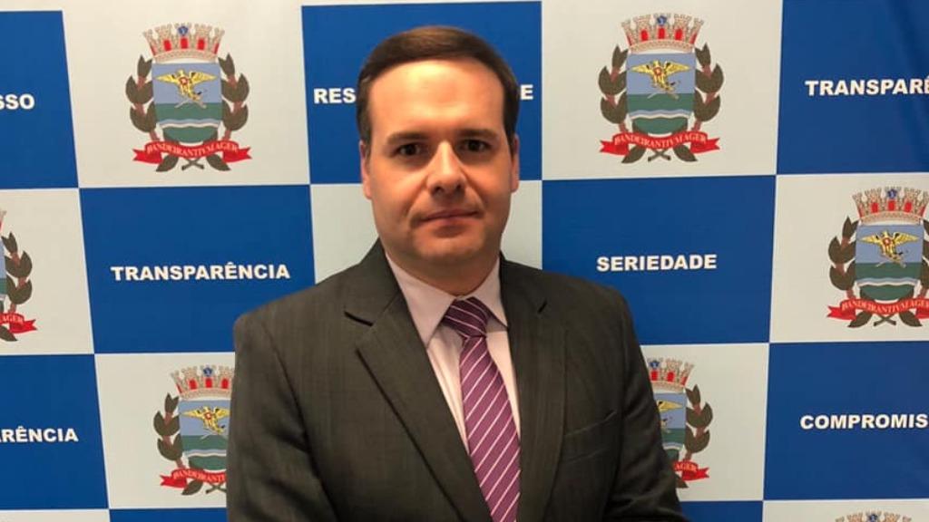 Igor Oliveira - MDB (Foto: divulgação) - Foto: divulgação