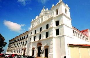 Tribuna Araraquara - Igreja de Santo Alexandre, sede da Companhia de Jesus em Belém na época do Brasil colônia  (Foto: Agência Pará)