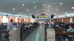 Fiéis celebram dia de Nossa Senhora de Fátima em São Carlos