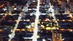 Confira o cronograma da modernização da iluminação pública em São Carlos