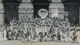 Exposição revisita o Carnaval de Campinas na Estação Cultura