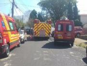 Morre segunda vítima de incêndio em casa na zona Sul