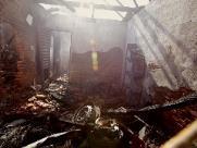 Furto de fios causa incêndio em borracharia de Ribeirão Preto