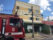 Apartamento pega fogo na região Central de Ribeirão Preto