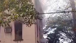 Fogo é extinto em prédio da Prefeitura de Ribeirão Preto