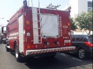 Princípio de incêndio assusta funcionários de restaurante no Centro de São Carlos