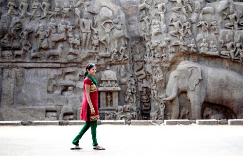 Divulgação / Terramundi - O complexo monumental de Mahabalipuram