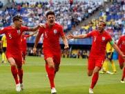 Inglaterra derrota a Suécia e volta a semifinal após 28 anos