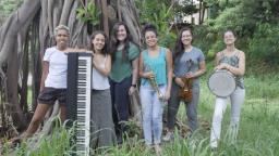 Banda Flor: pela representatividade da mulher na música