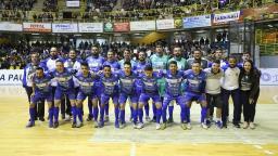 Intelli Futsal não vai mais jogar em São Carlos