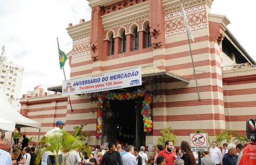 Divulgação/Prefeitura - Internet no Mercadão deve ser implantada no aniversário do local
