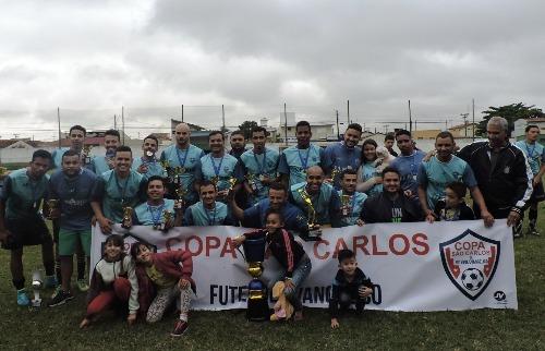 ACidade ON - São Carlos - Invicta, Madureira sagra-se campeã da Copa São Carlos