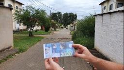 Prefeitura entrega carnês do IPTU no São Carlos VIII