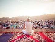 Topa fazer Yoga no deserto? Conheça o festival Arava, em Israel