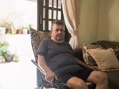 Comerciante Itamar descobriu em maio deste ano, após fazer o PSA (exame de sangue), que estava com câncer de próstata - Foto: Weber Sian / A Cidade
