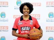 Sesi Araraquara anuncia primeiro reforço para o Campeonato Paulista
