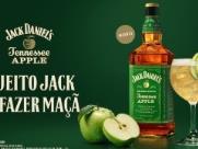 Jack Daniels sabor maçã verde