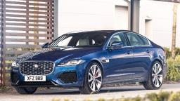 Jaguar XF vai ganhar mais mudanças no ano que vem