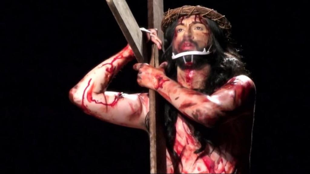 """Espetáculo """"A Paixão de Cristo"""" acontece de forma on-line em 2021 (Foto: Divulgaçao) - Foto: Divulgação"""